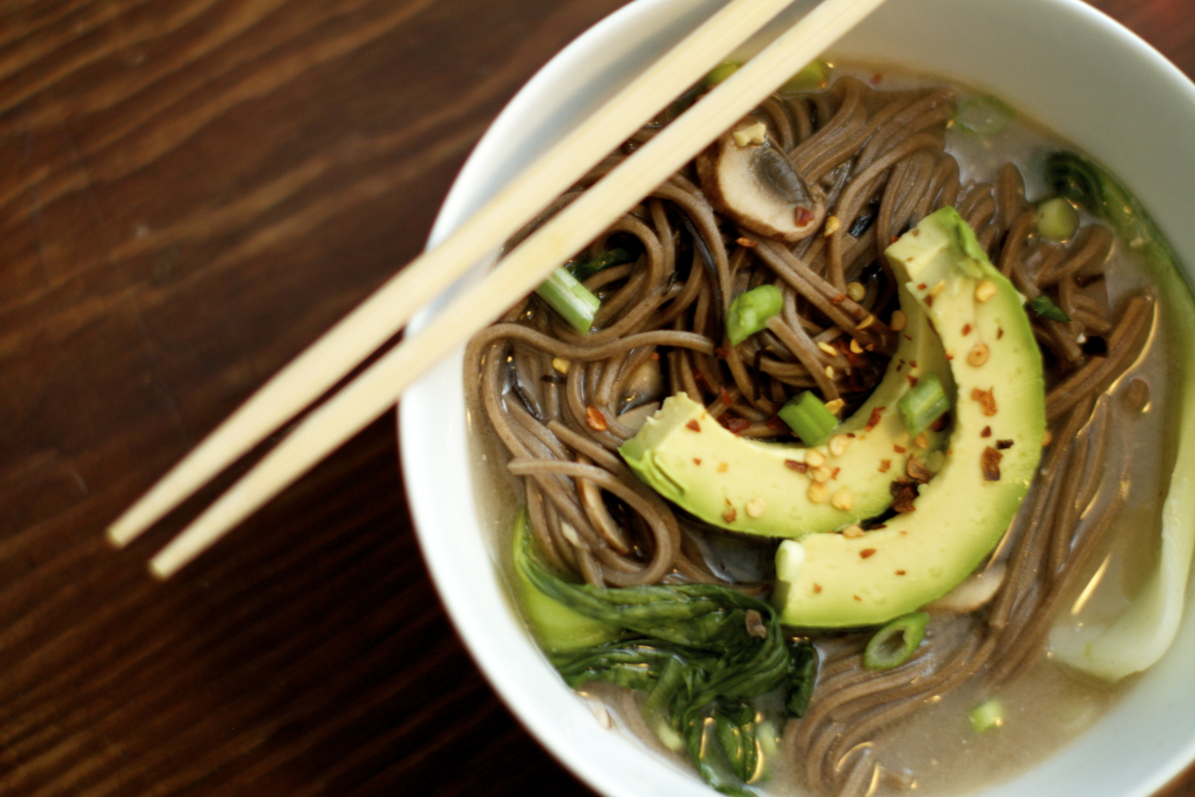 Miso Soup With Noodles miso soup with soba noodles — recipes hubs